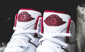 "NIKE AIR JORDAN 2 RETRO ""VARSITY RED""再入荷☆"