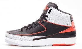 "NIKE AIR JORDAN 2 RETRO BG ""Infrared 23""再入荷☆"