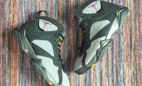 "NIKE AIR JORDAN 7 RETRO ""Bordeaux"" RESTOCK☆"