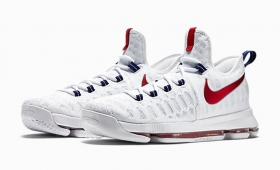 "NIKE ZOOM KD9 (GS) ""USA""入荷☆"