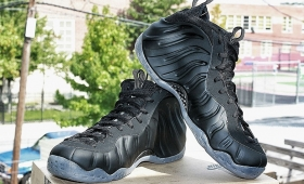 "【デッドストック】NIKE AIR FOAMPOSITE ONE ""STEALTH""入荷☆"
