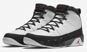 "NIKE AIR JORDAN 9 RETRO ""TRUE RED-BLACK""入荷☆"