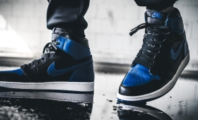 "NIKE AIR JORDAN 1 RETRO HIGH OG ""ROYAL""入荷☆"