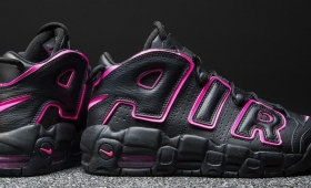 【海外カラー】NIKE AIR MORE UPTEMPO GS入荷☆