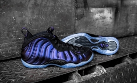 "NIKE AIR FOAMPOSITE ONE LE ""EGG PLANT""入荷☆"