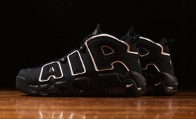 "NIKE AIR MORE UPTEMPO ""Obsidian""入荷☆"