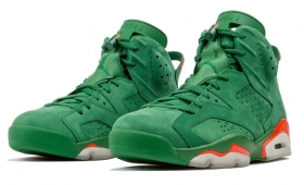 "NIKE AIR JORDAN 6 RETRO ""GATORADE""入荷☆"