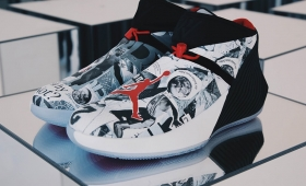 "NIKE JORDAN WHY NOT ZER0.1 PFX ""MIRROR IMAGE""入荷☆"