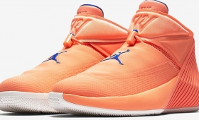 "NIKE JORDAN WHY NOT ZER0.1 ""Cotton Shot""入荷☆"