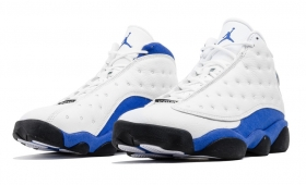 "NIKE AIR JORDAN 13 RETRO ""WHITE/ROYAL""入荷☆"