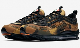 "NIKE AIR MAX 97 Premium QS ""Country Camo Pack-Italy"""