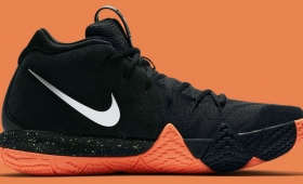 "NIKE KYRIE 4 ""BLACK x ORANGE""入荷☆"