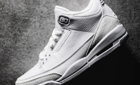 "NIKE AIR JORDAN 3 RETRO ""PURE WHITE""入荷☆"