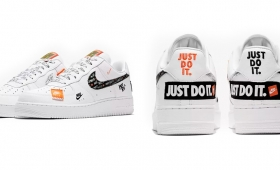 "NIKE AIR FORCE 1 LV8 JDI ""WHITE""入荷☆"