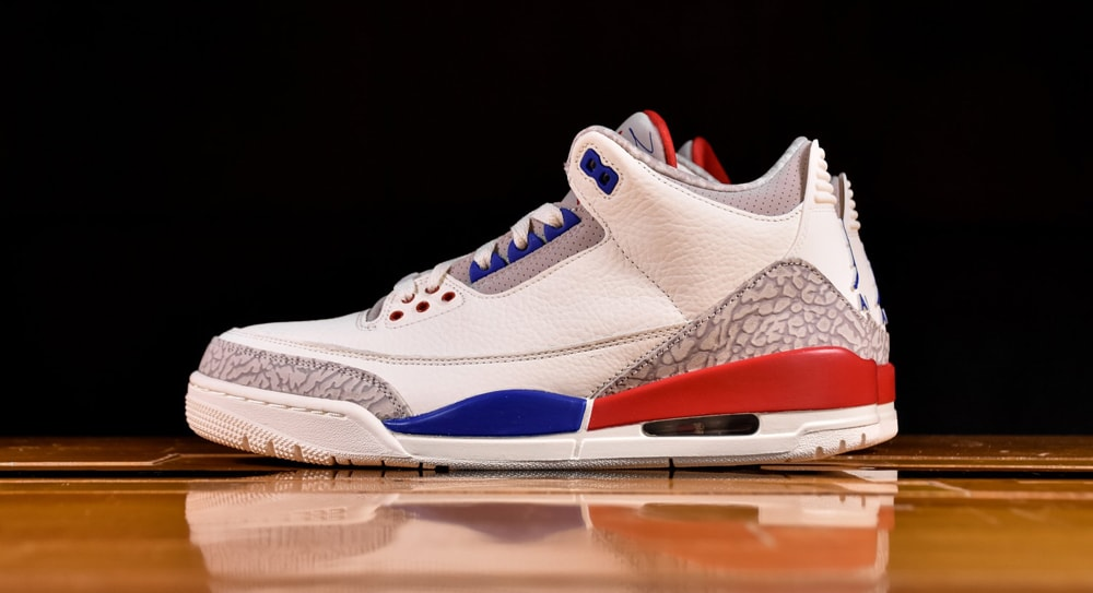 "NIKE AIR JORDAN 3 RETRO ""International Flight""入荷☆"