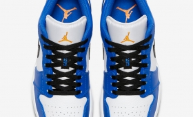 "NIKE AIR JORDAN 1 LOW ""HYPER ROYAL/ORANGE""入荷☆"