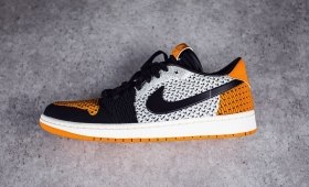 "【海外カラー】NIKE AIR JORDAN 1 RETRO LOW FLYKNIT ""Shattered Backboard""入荷☆"