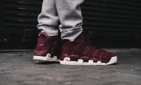 "NIKE AIR MORE UPTEMPO ""Night Maroon""入荷☆"
