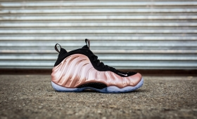 "NIKE AIR FOAMPOSITE ONE ""ELEMENTAL ROSE""入荷☆"
