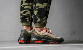 "NIKE AIR MAX 95 OG ""TOTAL ORANGE""入荷☆"