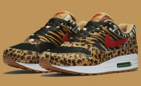 NIKE AIR MAX 1 DLX ATMOS ANIMAL PACK 2018入荷☆
