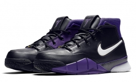 "NIKE ZOOM KOBE 1 PROTRO ""Black Out""入荷☆"