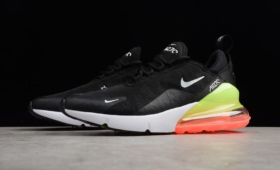 "【海外カラー】NIKE AIR MAX 270 SE ""Black Multi""入荷☆"