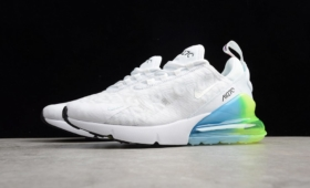 "【海外カラー】NIKE AIR MAX 270 SE ""LIME BLAST/PHOTO BLUE""入荷☆"