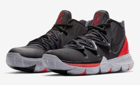 "NIKE KYRIE 5 EP ""BRED""入荷☆"