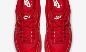 "NIKE AIR MAX 90 ESSENTIAL ""UNIVERSITY RED""入荷☆"