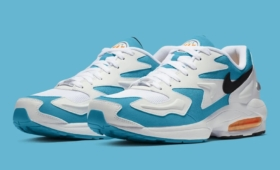 "NIKE AIR MAX 2 LIGHT OG ""Dolphins""入荷☆"