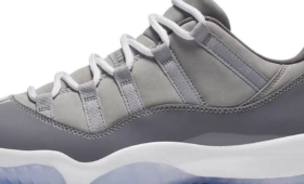 "NIKE AIR JORDAN 11 LOW ""COOL GREY""入荷☆"