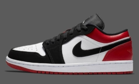 "NIKE AIR JORDAN 1 LOW ""Black Toe""入荷☆"