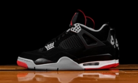 "NIKE AIR JORDAN 4 RETRO OG ""BRED""入荷☆"