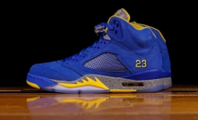 NIKE AIR JORDAN 5 LANEY JSP入荷☆