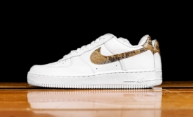 "NIKE AIR FORCE 1 ""IVORY SNAKE""入荷☆"