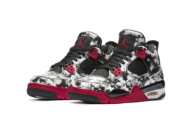 "NIKE AIR JORDAN 4 RETRO GS SNGL DAY ""TATTO""入荷☆"