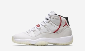 "NIKE AIR JORDAN 11 RETRO BG ""Platinum Tint""入荷☆"