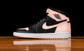"NIKE AIR JORDAN 1 RETRO HI OG ""Crimson Tint""入荷☆"