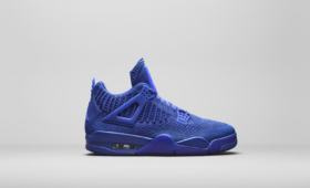 "NIKE AIR JORDAN 4 FLYKNIT ""Royal""入荷☆"