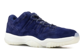 "NIKE AIR JORDAN 11 RETRO LOW RE2PECT ""DEREK JETER""入荷☆"