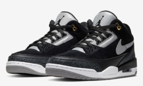"NIKE AIR JORDAN 3 TINKER ""Black Cement""入荷☆"