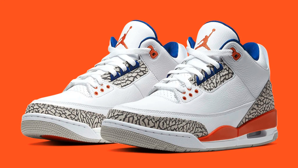 "NIKE AIR JORDAN 3 RETRO ""KNICKS""入荷☆"