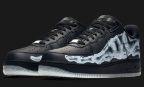 NIKE AIR FORCE 1 '07 Skeleton QS入荷☆
