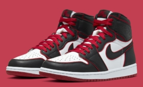 "NIKE AIR JORDAN 1 RETRO HIGH OG ""BLOODLINE""入荷☆"
