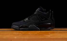 "NIKE AIR JORDAN 4 RETRO ""Black Cat""入荷☆"