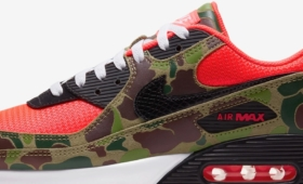 "NIKE AIR MAX 90 SP ""Reverse Duck Camo""入荷☆"