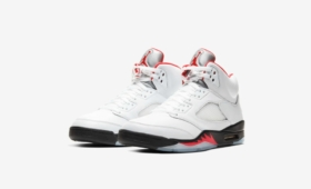"NIKE AIR JORDAN 5 RETRO ""FIRE RED""入荷☆"