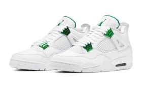 "NIKE AIR JORDAN 4 RETRO SE ""METALLIC GREEN""入荷☆"