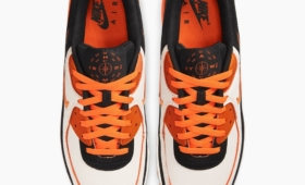 "NIKE AIR MAX 90 PRM ""Rub-Away"" ORANGE 入荷☆"